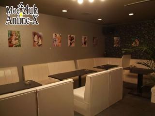 アニメコスプレ パブ Moe×2 club Anime-X店内画像1